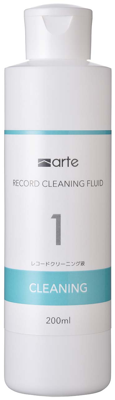 arte record cleaning fluid
