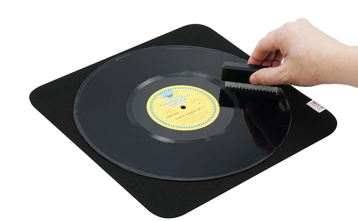 arte record cleaning mat